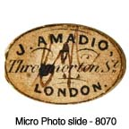 Amadio Photo Slide - 8070
