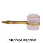 Stanhope magnifier