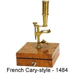 French Cary-style - 1484