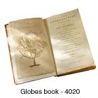Molineux Globes book - 4020