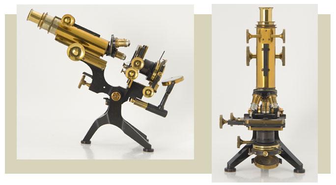 Watson microscope dating